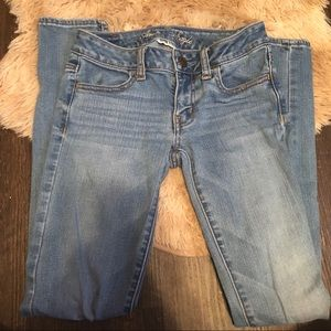 American Eagle Outfitters Jeans - AE Light Wash Jeggings